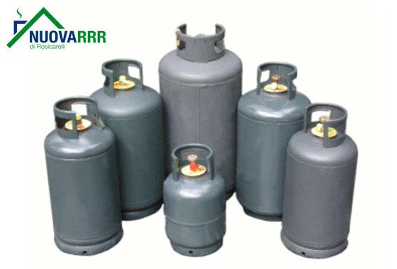 Bombole Gas Propano