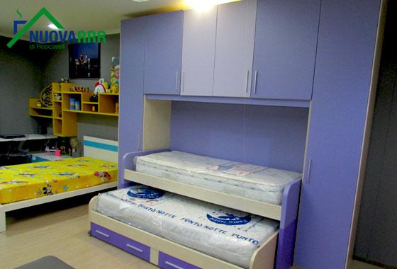 Colombini mobili rimini letto space new roll colombini for Vendita mobili rimini