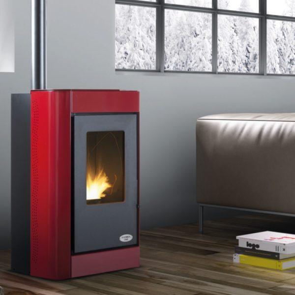 Arrediamo e riscaldiamo la tua casa nuova rrr a palestrina for Queen pellet